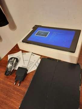 Tablet Sony Xperia Z 2G ram.  Componentes originales. Con caja