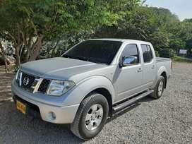 Vendo camioneta Nissan Navara  modelo 2011  en perfecto estado, impuestos, tecnocomecanica y soat al dia