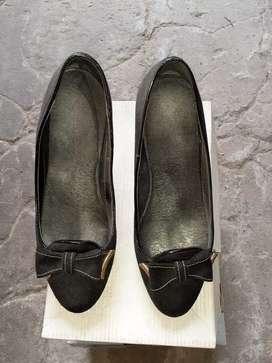 Zapatos de gamuza T/38