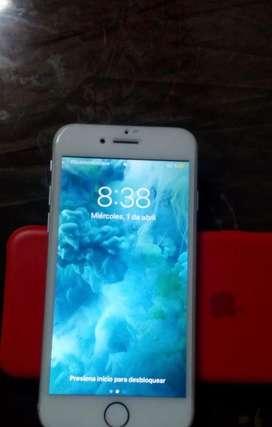 Vendo cambio iphone 7 nuevo nuevo cargador y audifonos originales