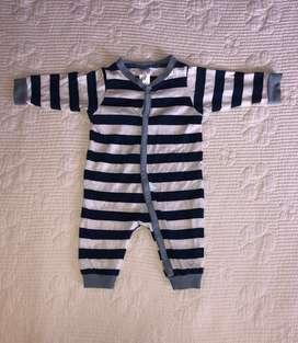 Pijama H&M bebé 1 -2 meses