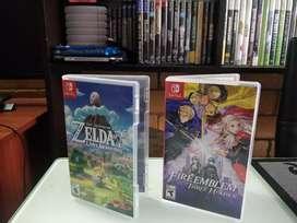 Vendo Juegos Nintendo switch.