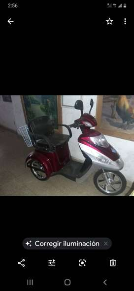 moto triciclo electrico