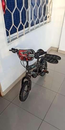 Bicicleta para niñ@s