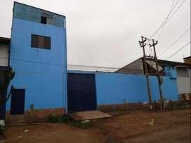 ALQUILO LOCAL SEMI INDUSTRIAL en VILLA EL SALVADOR