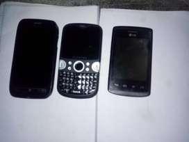celulares a reparar/ LG-ALCATEL-NOKIA