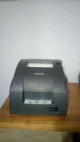 Impresora de punto TM-U220