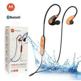 Manos libres Bluetooth Motorola VERVE LOOP 2