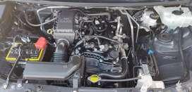Toyota rush,año 2019,color negro metálico,23650 km