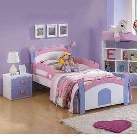 venta de cama niña