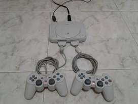 Playstation1 slim, completo