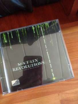 Banda sonora Matrix Revolutions
