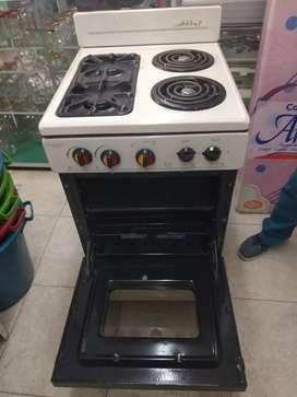 Vendo estufa eléctrica y a gas