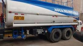 Alquiler de camiones cisterna 5000 galones