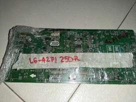 Targeta  main modelo lg 42PJ250R