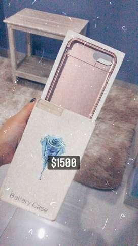 Battery case para iPhone 7/8plus