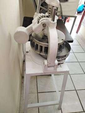 Picadora o divisora de masa panaderia
