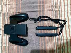 Accesorios straps correas joycongrip Nintendo Switch
