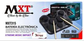 BESTIAL BATERIA ELECTRONICA MXT-315