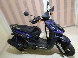 Motocicleta bws