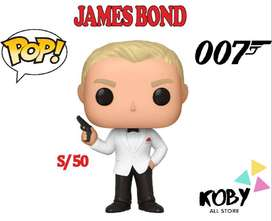James Bond ️️(Funko Pop 694)