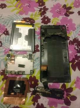 Sony Xperia Xa Tarjeta y display Malos