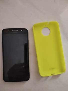 Vendo baratico celular MotoG5S