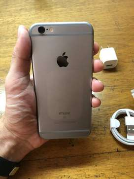Iphone 6s 64GB gris espacial en perfecto estado