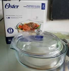 recipiente vidrio oster