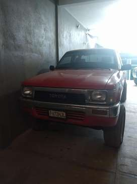 Vendo Toyota Pik Up Modelo 91