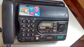 Tel-Fax Panasonic
