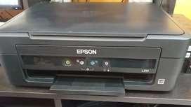 Impresora sistema continuo