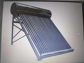 Termotanque solar y calefón solar 200 mm nuevo embalado