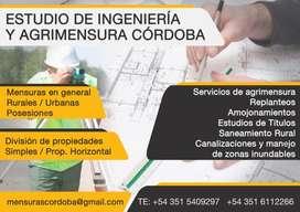 Trabajos de Ingeniería Civil