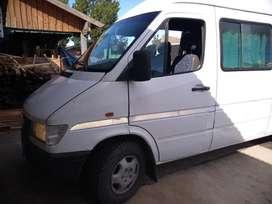 Vendo O Permuto Sprinter 312 151 2002