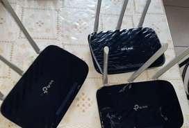 En venta 3  routers nuevos