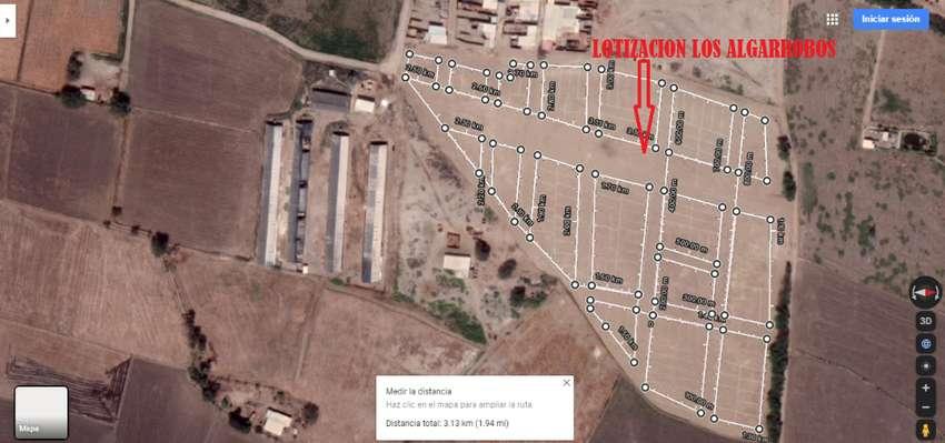 VENTA DE LOTES AREA 120 M2 A 8 MINUTOS DE LAMBAYEQUE A 4 MIN DEL PEAJE OFERTA S/.6,000 SOLES POR LOTE CON ESCRITURA 0