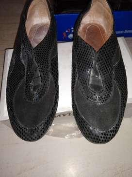 Zapatos de Mujer Negros 38
