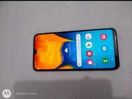 Vendo Samsung a20 en perfecto estado