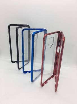 Protector Magnetico doble cara para Xiaomi Redmi Note 9S original