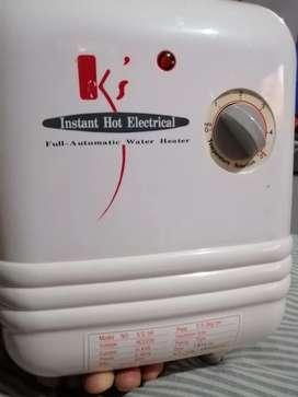 Calentador eléctrico solo whatsapp