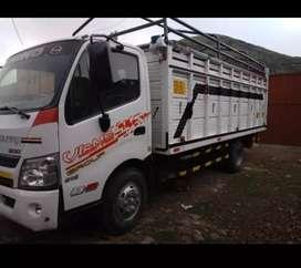 Camión hino de 5 toneladas