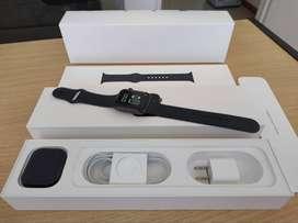 Apple Watch Series 5 44mm 100% Bateria SPACE GRAY IGUAL A NUEVO EN CAJA!