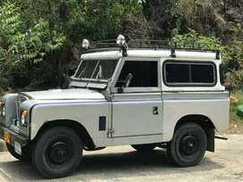 Land Rover santana 1970 al dia