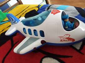 Avión tipo jet little learner