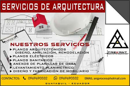 SERVICIOS DE ARQUITECTURA 0