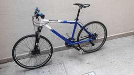 Vendo bici PASTURIUS Rodeado 26