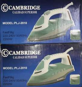 PLANCHAS A VAPOR CAMBRIDGE 2200 Watt