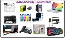 TONER Y TINTAS IMPRESORAS