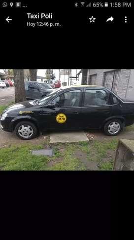 Vendo licencia de taxi sola o completa